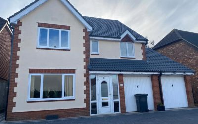 Another fine installation from the All Colour Windows Team.