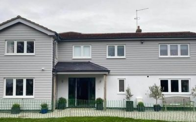 Cedral Weatherboard installation